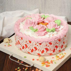 Торт «Наш юбилей с курагой» 0,8кг.