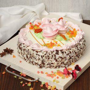 Торт «Наш юбилей с курагой» 0,5 кг.