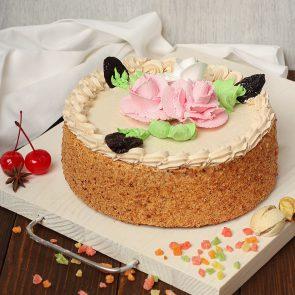 Торт «С юбилеем» 0,6 кг.