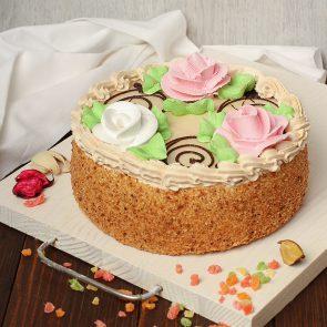 Торт «Восточная сказка» 0,68 кг.