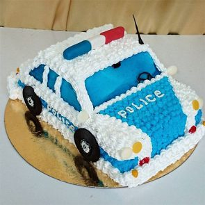Полицейская машина (20-Д)