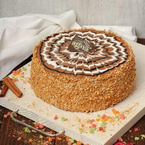 Торт «Грильяжный» 0,5 кг.