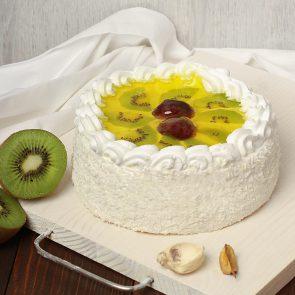 Торт «Йогуртовый с киви» 0,72 кг; 0,5 кг.