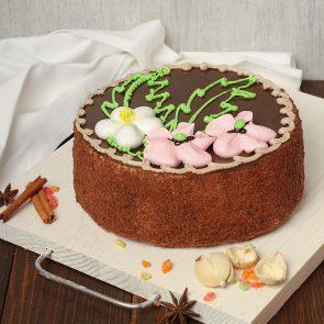 Торт «Чародейка» 0,6 кг.