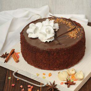 Торт «Черный принц» 0,68 кг.
