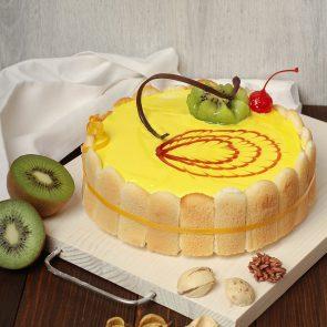 Торт «Банановый аромат» 0,6 к.