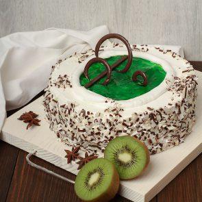 Торт «Йогуртовый» 0,8 кг.