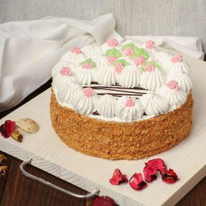 Торт «Домашний» 0,7 кг.