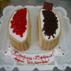 Бутерброды с икрой (08-К)