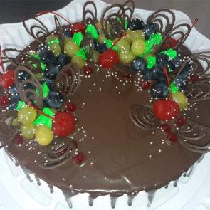 Шоколадный праздник (10-ДР)
