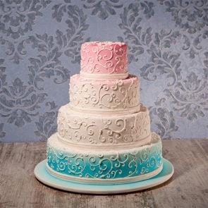 Свадебные кружева (10-СВ)