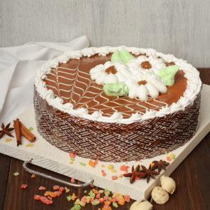 Торт «Пчелка с киви» 1,2 кг.
