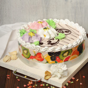 Торт «Птица Счастья» 1,2 кг.